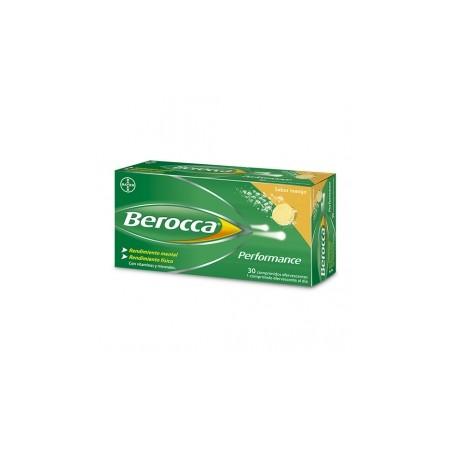 Berocca Performance 30 Comprimidos Efervescentes Mango