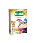 Nestum Cereales Avena con Ciruela 250g