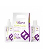 Farline Kit Anti Piojos Champú 100ml+Loción 100ml