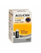 Accu-Chek Fastclix 24 Lancetas