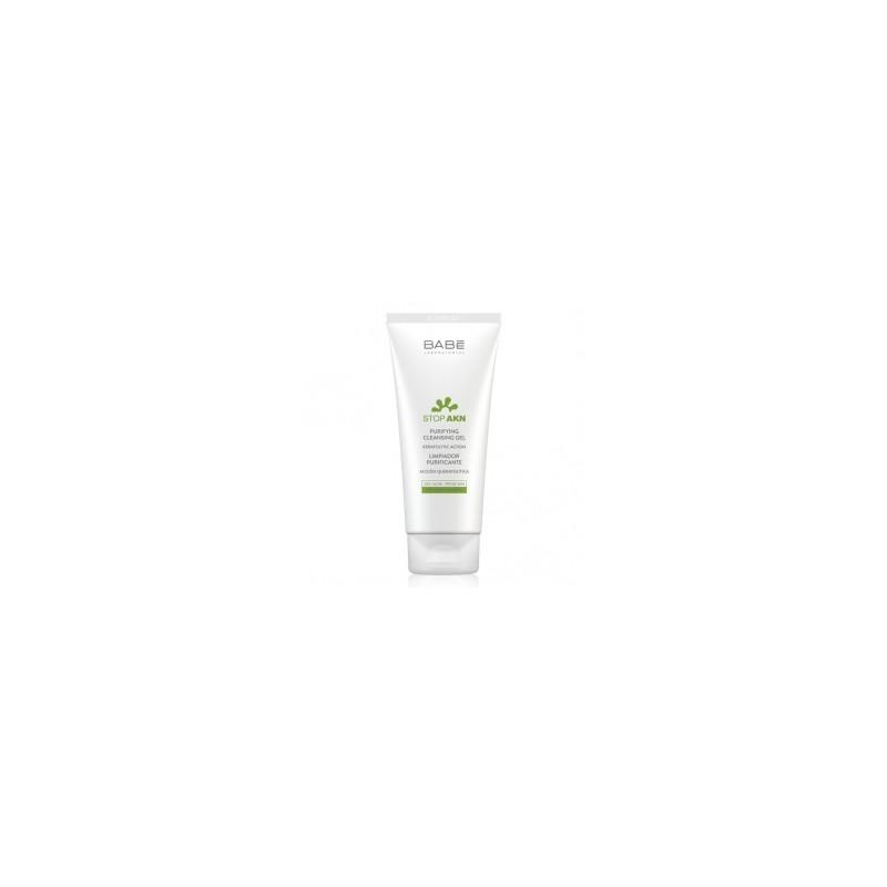 Limpiador Facial Purificante Stop AKN Babé 200ml