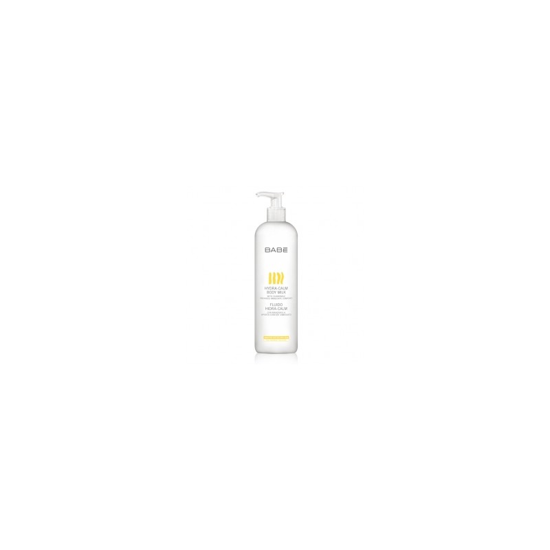 Fluido Hidra Calm Body Milk Babé 500ml