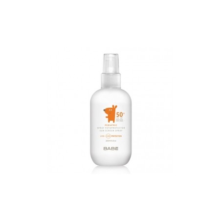 Fotoprotector Pediátrico Babé Spray SPF50 200ml