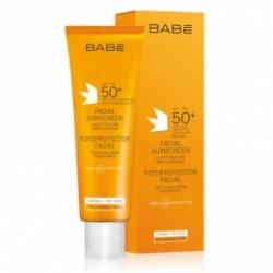 Protector Solar Facial SPF50 Babé 50ml