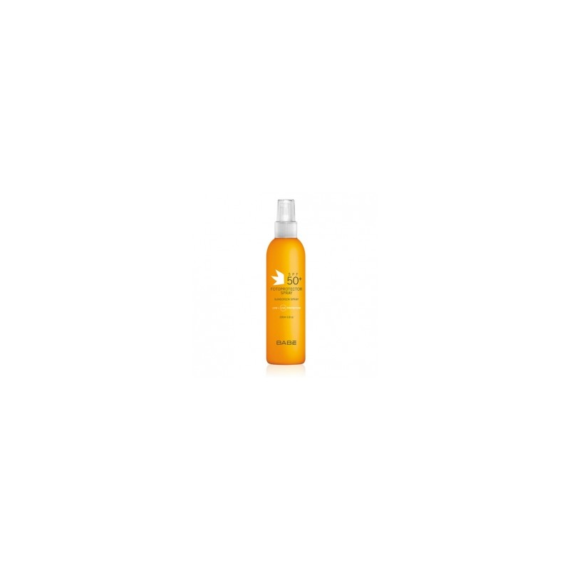 Protector Solar Spray Babé SPF50 200ml
