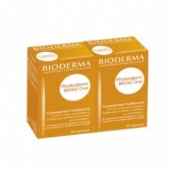 Bioderma Photoderm Bronz Oral 2x30 Cápsulas