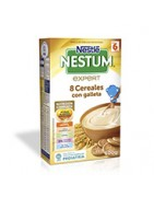 Nestum 8 Cereales con Galleta Envase Ahorro 1000g