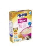Papilla de Cereales Nestle Expert Sinlac 250g