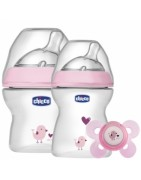 Chicco Set Regalo Natural Feeling Rosa