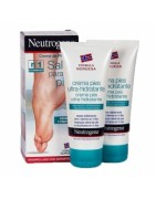 Duplo Crema de Pies Ultra Hidratante de Neutrogena 100ml+100ml