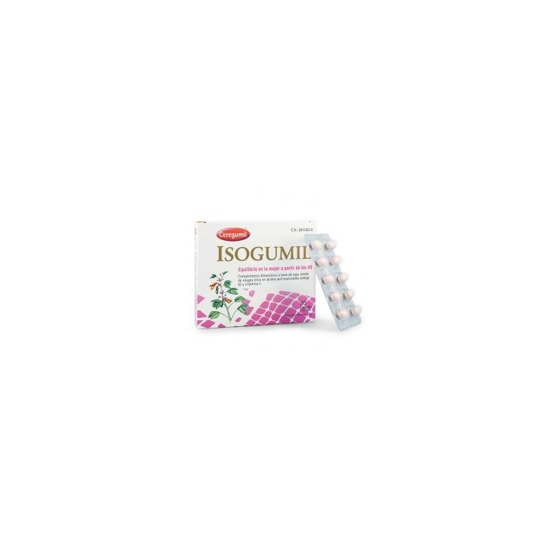 Ceregumil Isogumil 30 Cápsulas