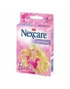 Nexcare Barbie Tiritas Surtidas 10uds