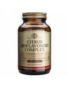 Bioflavonoides Cítricos Complex Solgar 100 Comprimidos