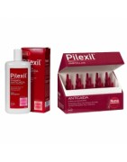 Pilexil Pack Anticaída: Champú 300ml + Ampollas Forte 20uds