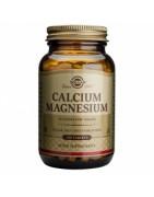 Calcio - Magnesio Solgar 100 Comprimidos