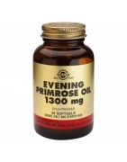 Aceite de Prímula de Rosa Solgar 1300mg 30 Cápsulas