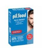 Pilfood Pack Energy Loción + Champú Anticaída