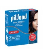 Pilfood Pack Density Champú + Cápsulas