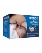 Omron Duobaby Nebulizador & Extractor de Mocos Eléctrico