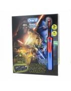 Cepillo de Dientes Eléctrico Star Wars Oral B