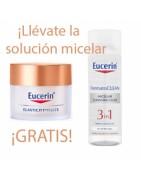 Eucerin Pack Elasticity-Filler Día SPF15 50ml + REGALO Eucerin Solución Micelar 3 en 1 de 200ml + Eucerin Sun Fluid Anti-Age 5ml