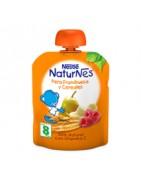 Nestle Naturnes Pera Frambuesa y Cereales 90g