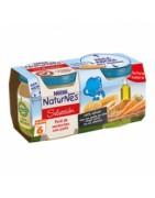 Nestle Naturnes Puré de Verduritas con Pollo 2x200g