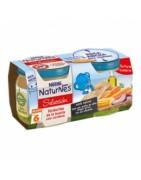 Nestle Naturnes Verduritas de la Huerta con Cordero 2x200g
