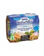 Nestle Naturnes Pequecena Verduritas Selectas con Merluza 2x200g