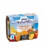 Nestle Naturnes Merienda Frutas Selectas con Galletas 2x200g