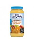 Nestle Naturnes Merienda Portre de 6 Frutas con Galleta 250g