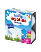 Nestle Iogolino Natural 4x100g