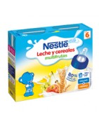 Nestle Leche y Cereales Multifrutas 2x250ml