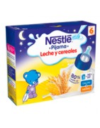 Nestle Pijama Leche y Cereales 2x250ml