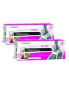 Lipobiotic Detox Duplo 2x7 Viales + REGALO Pulsera Podómetro