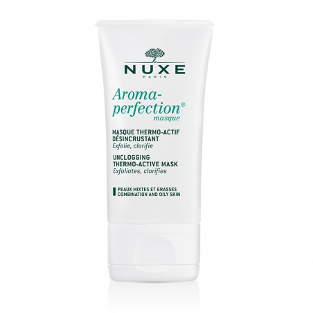 Nuxe Aroma Perfection Mascarrilla Termoactiva Desincrustante 40ml