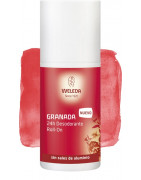 Weleda Desodorante Roll On Granada 50ml