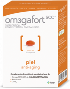 Omegafort Piel Antiedad 30 Cápsulas