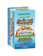 Animal Parade Kids Immune Booster 90 Comp Masticables