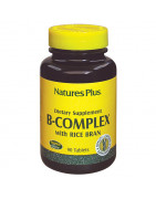 B Complex Natures Plus 90 Comp