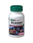 Bilberry Natures Plus 50mg 60 Cáps