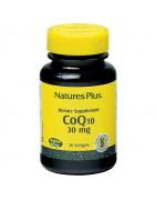 Coenzima Q10 30mg Natures Plus 30 Perlas