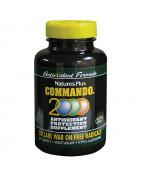 Commando 2000 Antioxidante 60 Comp