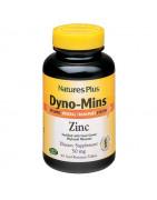 Dyno Mins Zinc Natures Plus 60 Comp