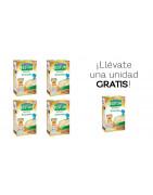 Nestle Nestum 5 Cereales 600g Pack 4 uds + 1 GRATIS