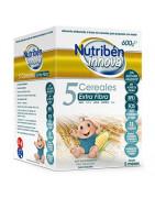 Nutriben Innova 5 Cereales Extra Fibra 600g