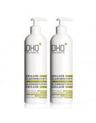 OHO Emulsión Oleohidratante 2x380ml (2º ud. al 50%)