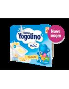Nestle Iogolino Mini Plátano 6x60g
