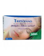 Triptófano Santiveri 40 Cápsulas