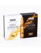 Isdinceutics Flavo C Ultraglicanos Day and Night 10 + 10 Ampollas